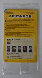 AR Cards Nintendo 3DS
