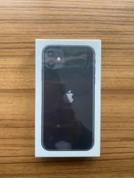 iPhone 11 128gb. Lacrado, 1 ano de garantia Apple