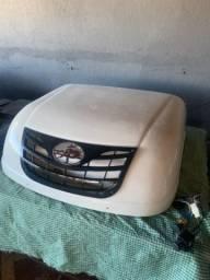 Evaporadora de Teto de Caminhão ou Máquina Agrícola  (Ar condicionado)
