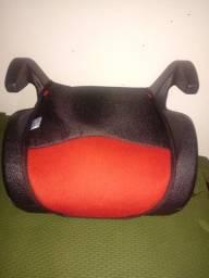 Assento de Carro Elevação Booster Baby Safe Preto-Multikids