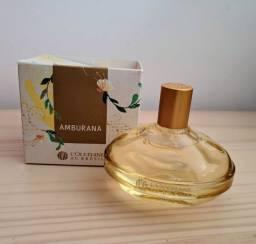 Dois  perfumes Amburana Loccitane bresil (1 novo 1 usado)