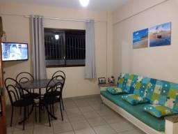 Apartamento 2 quartos com área lateral na Praia de Morro - Guarapari