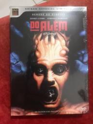 Dvd duplo Do além de H.P.Lovergraft Humanos são presas faceis versão do diretor