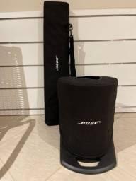 Caixa de som Bose L1 + adaptador bluetooth bose
