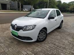 Renault Logan Authentique 1.0 16V (flex) 2016
