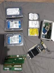 Memoria RAM 4 ou 8 GB, Somente troca