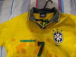 Camisa Seleção Brasileira 1994 Original M