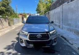 Toyota hilux srx completa 19/20