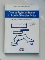 Curso de Regimento Interno do Superior Tribunal de Justiça