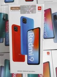 Saldão 2020! Xiaomi REDMI 9 64 GB ... NOVO lacrado Garantia e entrega hj