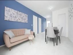 Casa 2 quartos, 54,30 m² - Smart City Laguna - São Gonçalo do Amarante- CE