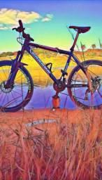 Bicicleta aro 26 nova.