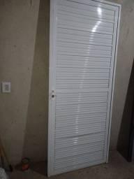 Porta de alumínio para escritório completa valor 450