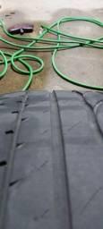 Aro de ferro 16 com pneu bridgestone