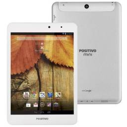 Tablet Positivo Mini com Wi-Fi e Saída Mini HDMI,
