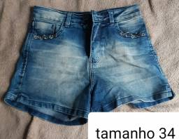 Shorts e bory