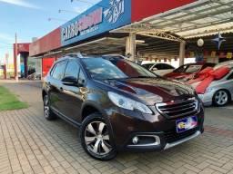 Peugeot 2008 griffe 1.6 aut. 2019 Único dono baixo km.