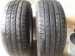 Vendo 2 pneus Pirelli 205/50/17