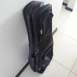 Bag acolchoada dupla p/ guitarra Rockbag