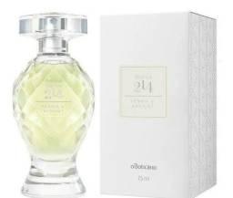 Perfume O Boticário Peônia e Apricot Botica 214 (apenas experimentado)