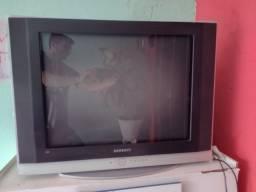 TV de tubo 29 polegadas, Samsung.