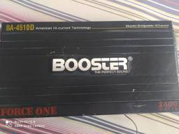 Booster mais dois pionner liso um na caixa e um solto