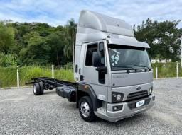 Ford Cargo 816 Ano 2018 Ar Condicionado 7,50m Chassi