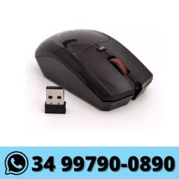 Mouse USB Óptico sem Fio