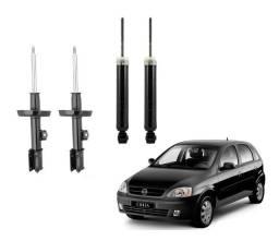 Amortecedor Dianteiro Traseiro Novo Corsa G2 Sedan e Hatch 2002 até 2012