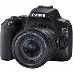 Câmera eos Rebel SL3