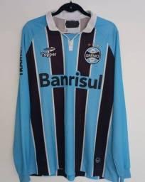 Camisa do Grêmio manga longa