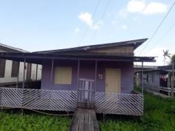 Casa em área de ressaca
