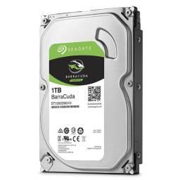 HD Seagate Barracuda 1TB 7200RPM Sata 6Gb/s 64MB cache 3,5 para Desktop PC
