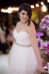Vestido de noiva/debutante