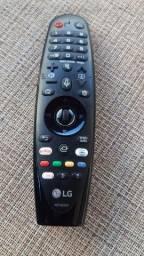 Controle Remoto Smart Magic. LG . Comando de voz.