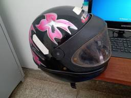 Vendo capacete samarino automático 56
