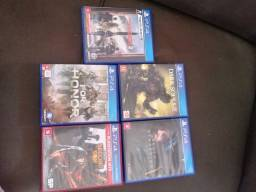 Jogos PS4 para trocar