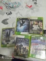 Jogos de vídeo game xbox