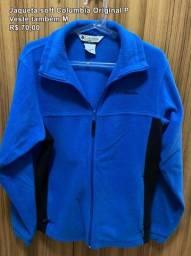 Blusa e jaqueta P/M marca original quentinhas! Inverno