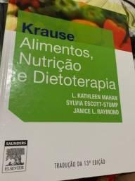 krause alimentos nutrição e dietoterapia 13o edição