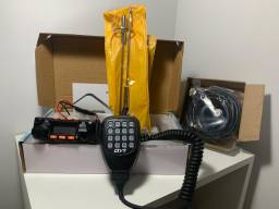 Rádio Amador QYT Kt8900 Kit completo