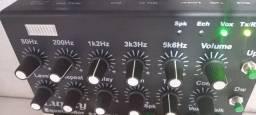 Mesa de áudio lupity b5