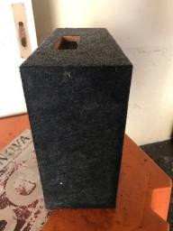 Caixa/caixote pra som