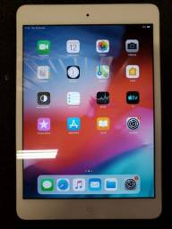 Ipad Mini 64gb branco me832bz/a novissimo c/garantia e parcelamos ate 12x