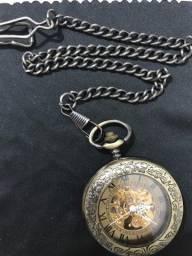 Relógio de bolso automático YISUYA ORIGINAL