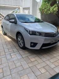 Toyota Corolla Altis Prata 15/15