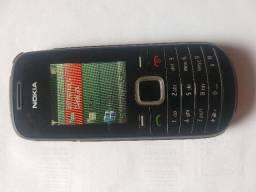 Celular Nokia bateria boa funcionando bem sem detalhes