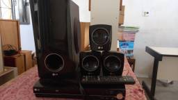 COMBO    Home Theater - DVD- conversor digital