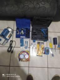 Kit de ferramentas Climatização