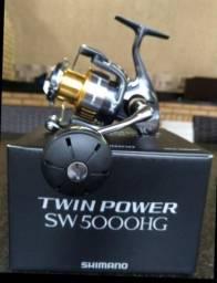 Molinete Shimano Twin Power